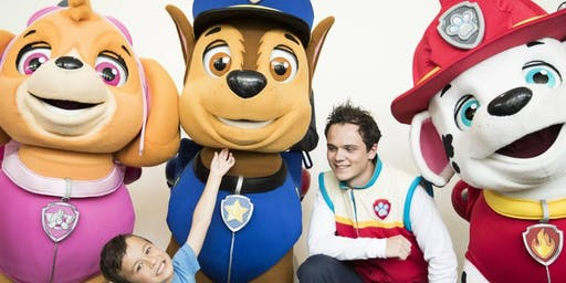 Lunch with Paw Patrol Live!