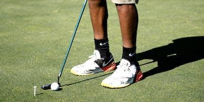 Men of CASA Top Golf