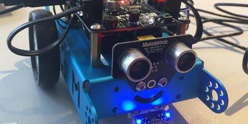 Neuer Kurs: Robotics (8-12 Jahre)