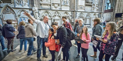 Summer Family Events at the Abbey: Family Tours