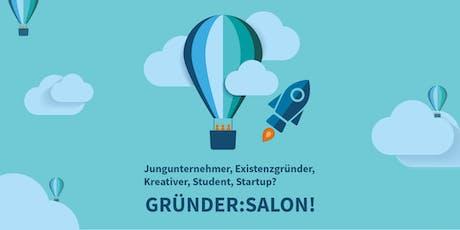 Gründer:Salon #20: Insights eines Seriengründers – ein Coburger unter Berliner Startups Tickets
