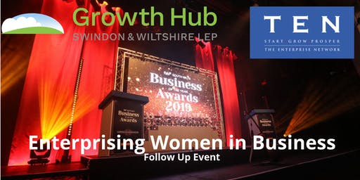 SWBOYA - Enterprising Women in Business Follow Up Event