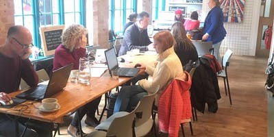 Friday Independent Workspace – Business and Train the Trainer help on hand