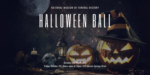 Screams and Nightmares: Halloween Ball