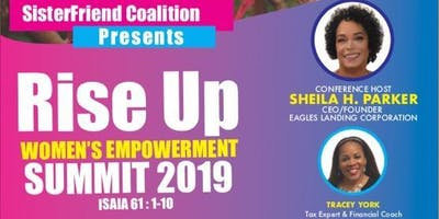 """ Rise Up"" Women's Empowerment Summit 2019"