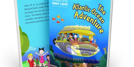 Children's Book launch 'The Atlantic Ocean Adventure'  Lynne Sesinye-Samwinga  tickets