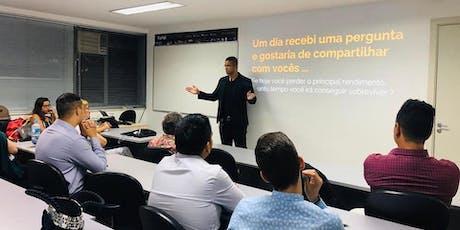 Imersão Transformador Milionário com Danilo Aparecido ingressos