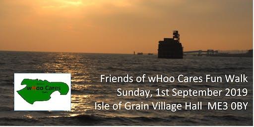 Friends of wHoo Cares 5k Fun Walk