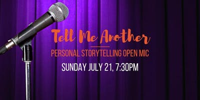 Tell Me Another, July 21