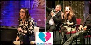 The Great Love Debate World Tour Returns To Bellevue!