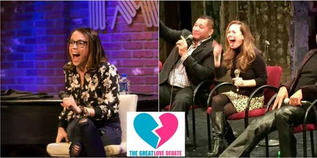 The Great Love Debate World Tour Returns To Bellevue! tickets