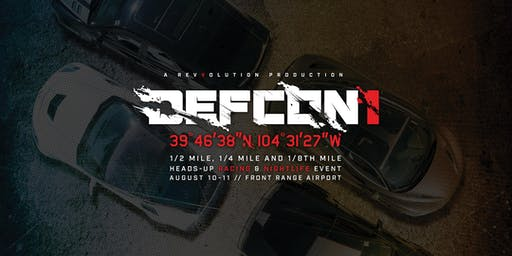 Revvolution DEFCON 1 Reloaded