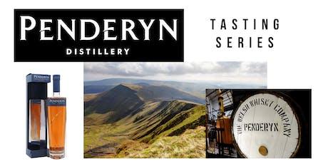 Penderyn - Welsh Whisky Tasting Series - Birmingham tickets