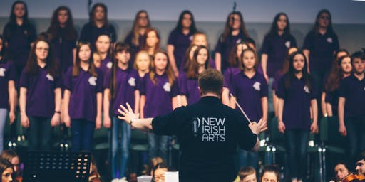New Irish Youth Choir Concert 2019