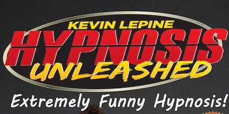 Hypnotist Kevin Lepine - Special Event tickets