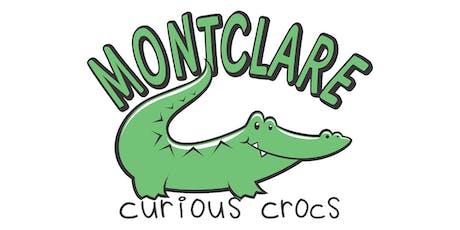 9am Curious Crocs Trial Class tickets