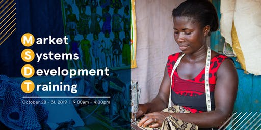 Market Systems Development Training