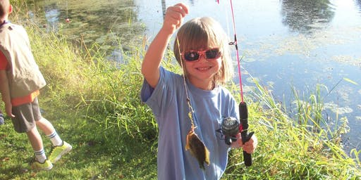 "The 34th Annual ""Fremont Area Law Enforcement Children's Fishing Tournament"""