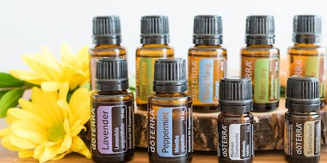 Healthy Living with Essential Oils - Free Event tickets