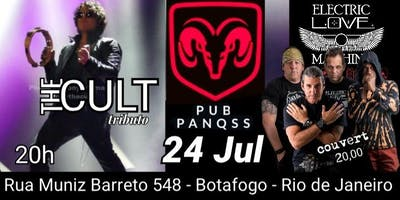 The CULT tributo no PANQSS