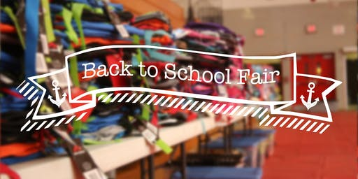 Back to School Fair 2019