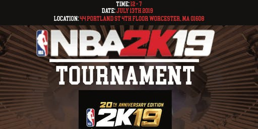 NBA 2K Tournament: Summer Jam Classic Edition