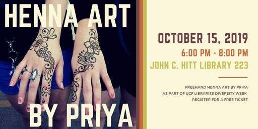 Henna by Priya