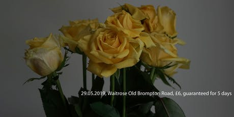 An evening of roses tickets
