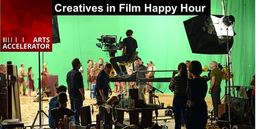 Creatives in Film Meet Up - Happy Hour