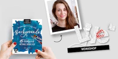 WORKSHOP: Kunstvolles Handlettering