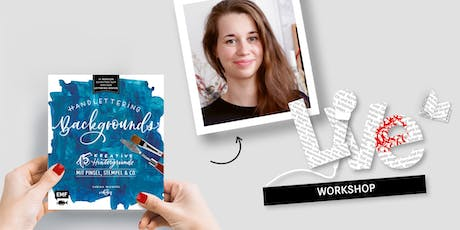 WORKSHOP: Kunstvolles Handlettering Tickets