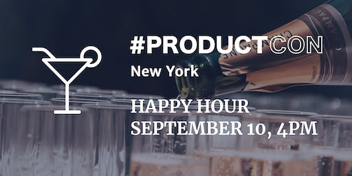 Happy Hour for Product Managers in New York
