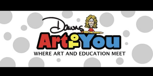 Kids Drawing Class With Dawn