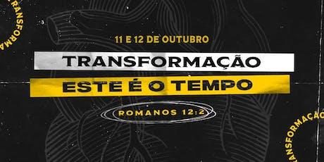 Conferência Transformação ingressos