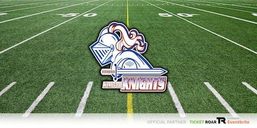 Kimball vs Adamson Varsity Football