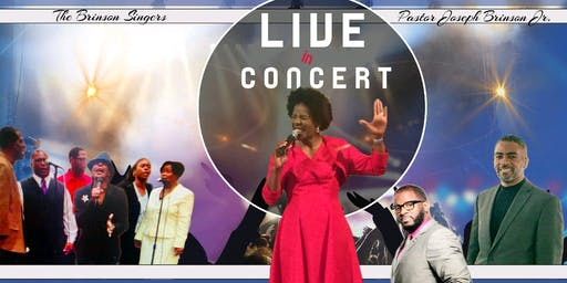 First Lady Linda Gail Townsend live in concert
