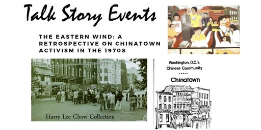 Talk Story! Chinatown Activism in the 70's