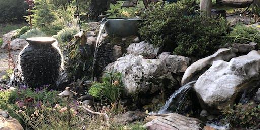 Water & Garden Showcase 2019,  Youngsville, NC