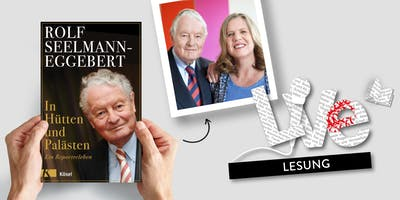 LESUNG: Rolf Seelmann-Eggebert