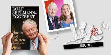 LESUNG: Rolf Seelmann-Eggebert Tickets