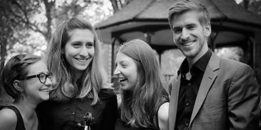 Consone Quartet Benefit Concert for ATLEU