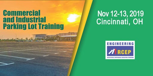 Commercial and Industrial Parking Lot Training - Cincinnati, OH