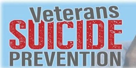 Veterans Suicide Prevention - Operation S.A.V.E. tickets