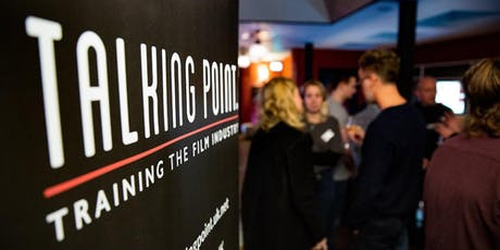 Talking Point Networking Drinks tickets
