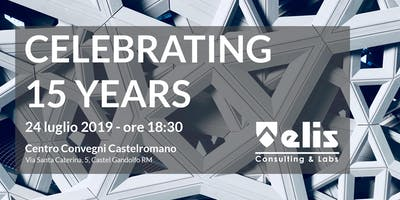 ELIS Consulting & Labs - Celebrating 15 Years