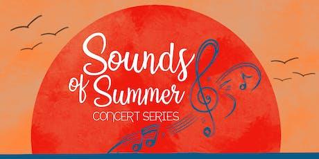 Sounds of Summer Concert Series - R&B Night tickets