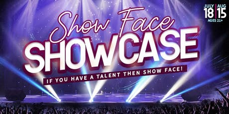 Atlas the Plug Presents: ShowFace Showcase! tickets