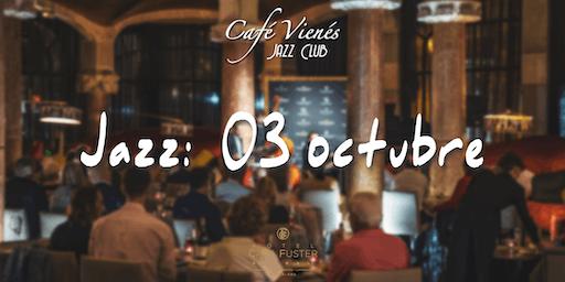 Música Jazz en directo: ARTISTA POR CONFIRMAR