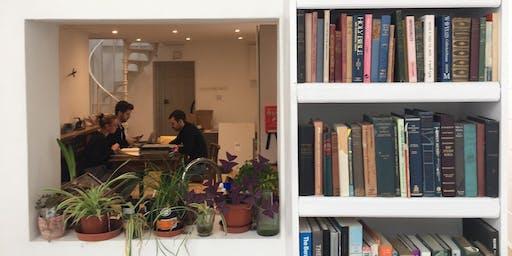 Curators' Talk with Santiago Simoes and Lourdes Mendez