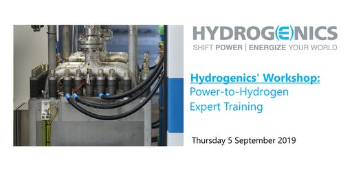 Hydrogenics'  Power-to-Hydrogen Expert Training
